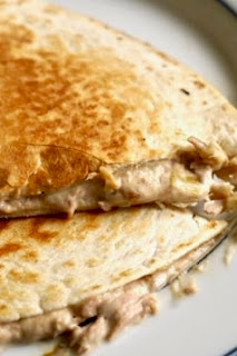Tuna Melt Quesadillas: Savory Sweet and Satisfying