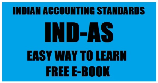 Learn Indian Accounting Standards (Ind AS)