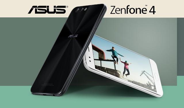Asus officialise le Zenfone 4...
