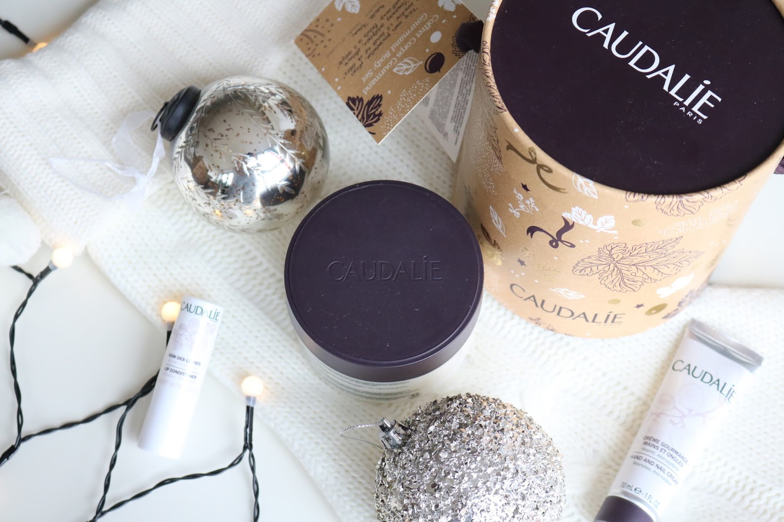 PAMPERING CHRISTMAS WITH CAUDALIE