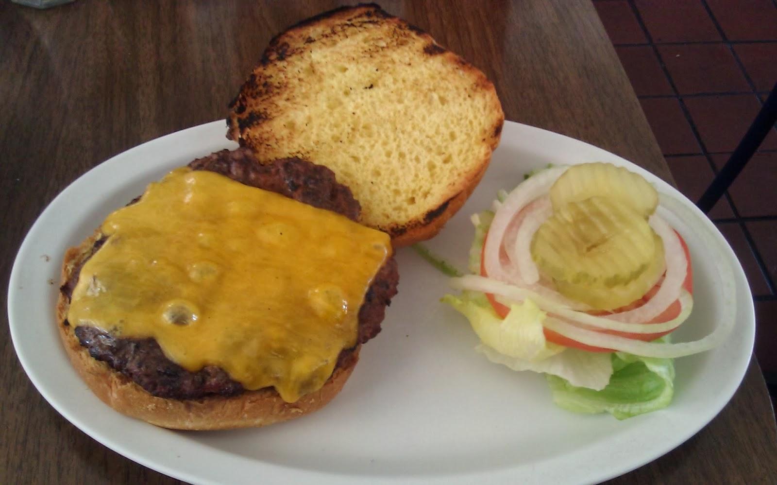 Burger Stand