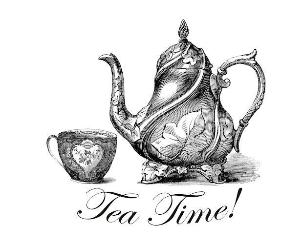 Rabbit Hole And Free Tea Time Printable