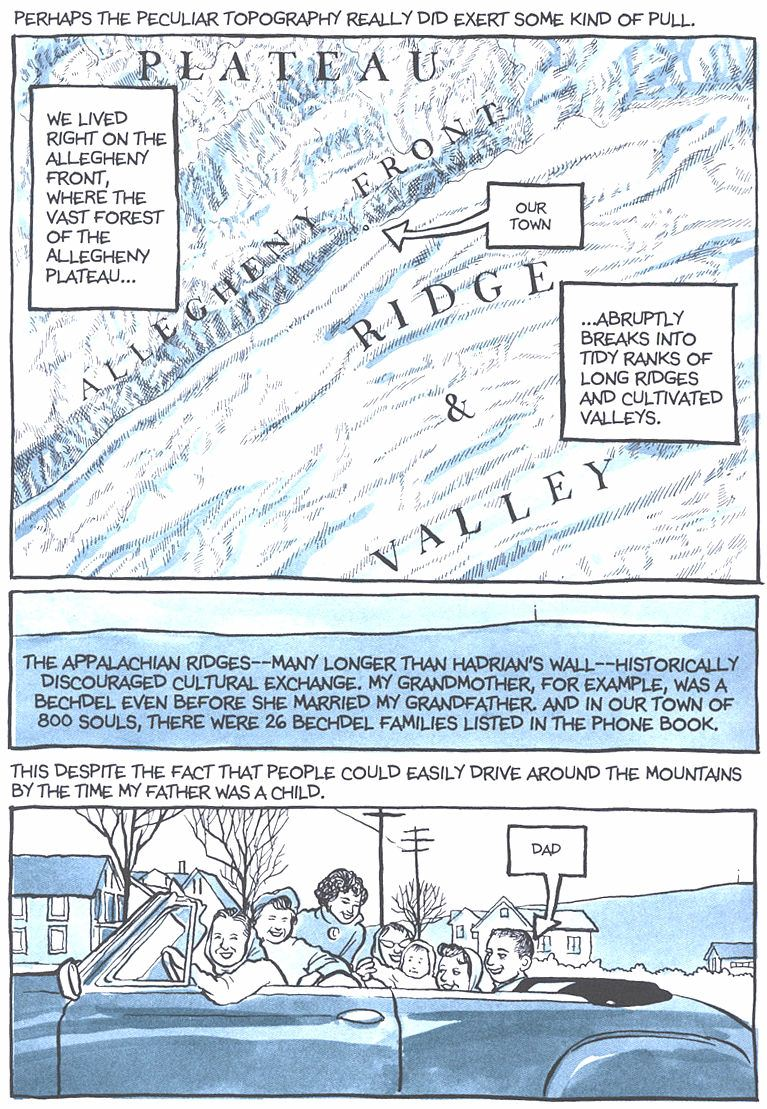 Read Fun Home: A Family Tragicomic - Chapter 5, Page 5