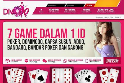 DivaQQ Website Domino Online Terpercaya