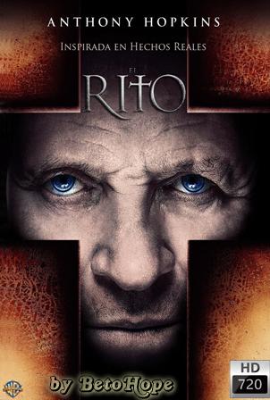 El Rito [2011] [Latino-Ingles] HD 1080P  [Google Drive] GloboTV