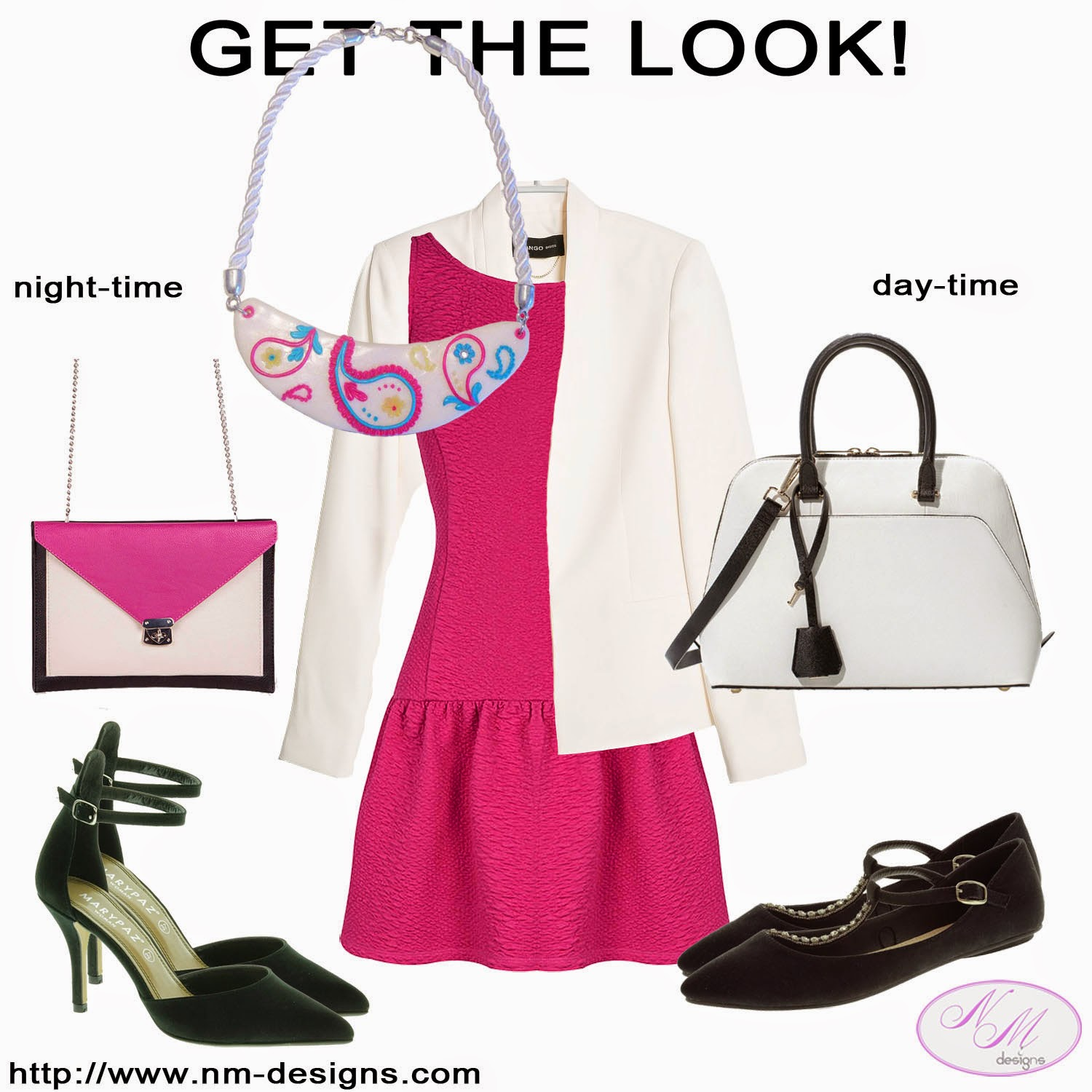 """GET THE LOOK"" from September 10, 2014"