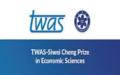 TWAS-Siwei Cheng Prize in Economic Sciences 2018 Apply Here