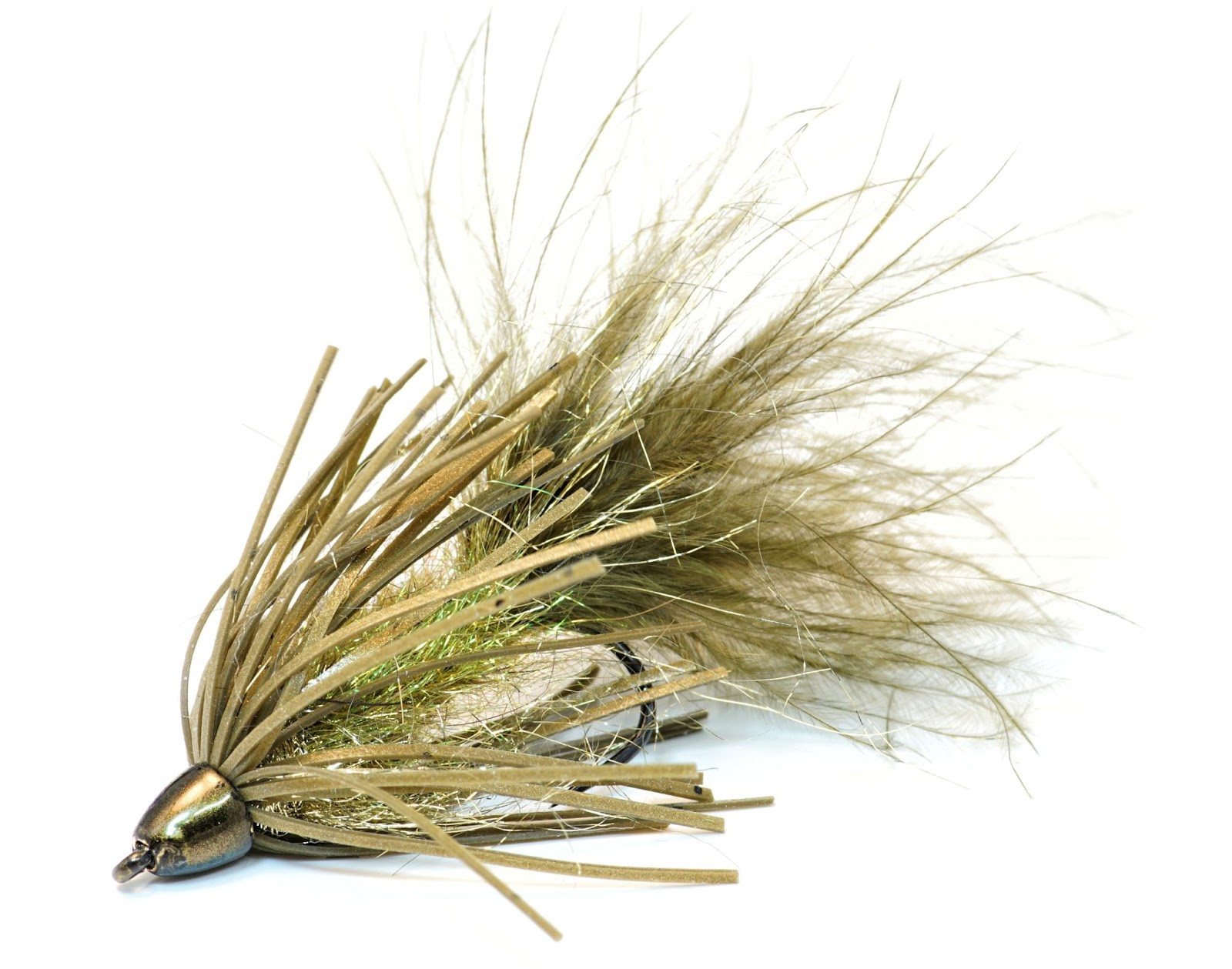 Skirted bugger fly fish food fly tying and fly fishing for Fly fishing tying