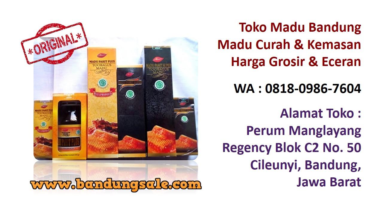 Supplier madu murni online bandung murah. Hubungi WA : 0818-0986-7604. Pengepul-harga-madu-odeng-bandung-murah