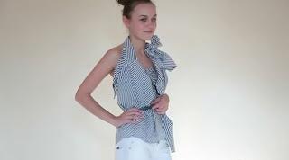 φούστα από πουκάμισο