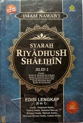 Syarah Riyadhush Shalihin Jilid 1 dan 2