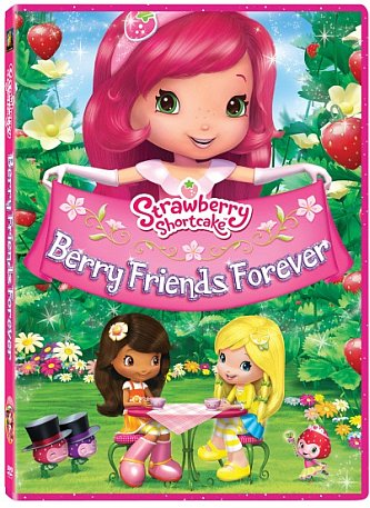 Life Lessons In Animation With Strawberry Shortcake Toddler Trails