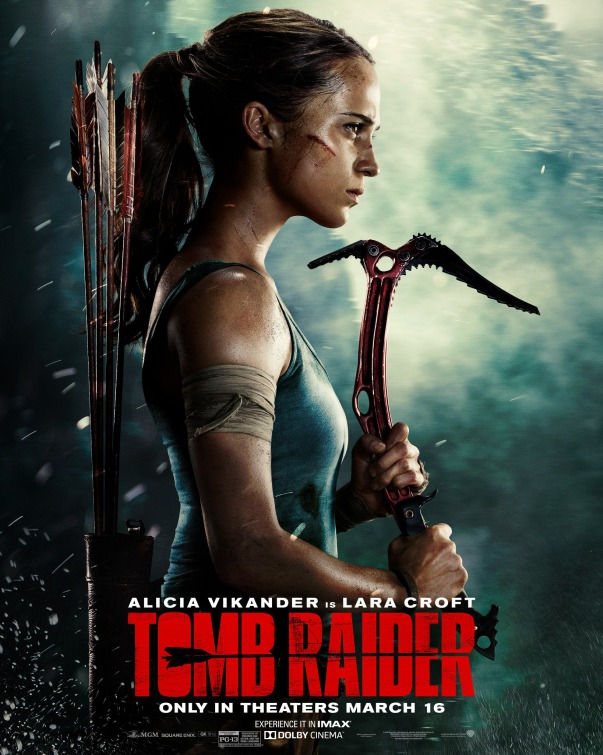 Hubbs Movie Reviews Tomb Raider 2018