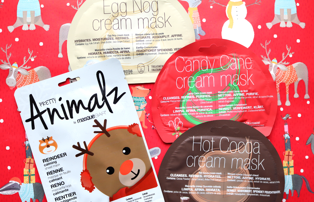 Masque Bar Pretty Animalz Reindeer Calming Sheet Mask