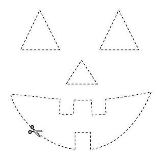 Portal criar ideias moldes para saquinhos de doces para festa de halloween