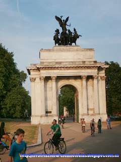 Arco de Wellington, en Londres.