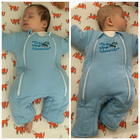 Merlin's Magic Sleepsuit