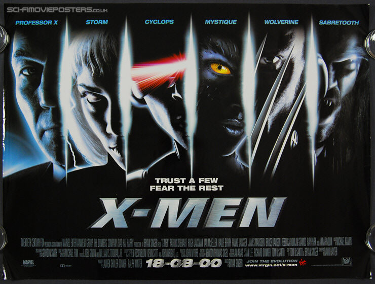 Blast From The Past Movie Review X Men 2000 Dudeletter Inc