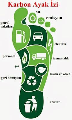 karbon footprint