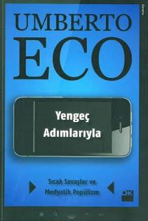 Umberto Eco - Yengeç Adımlarıyla