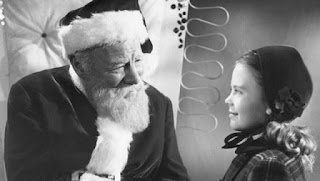 """Natalie Wood appears in """"Miracle on 34th Street"""" holiday.filminspector.com"""