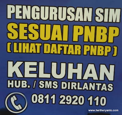 Jadwal dan Cara Mengurus (Prosedur) Perpanjangan SIM di Loket SIM Keliling Semarang Jawa Tengah