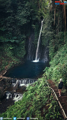 Air Tejun Pucak Manik Bali Mari NGEtrip