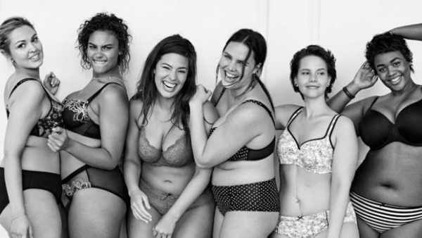 inbtween, inbetweenie, body positive, todas las tallas, all sizes, health over size