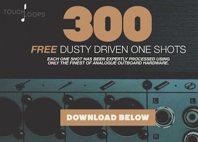 Free Touch Loops Dusty Driven One Shots Sample Pack