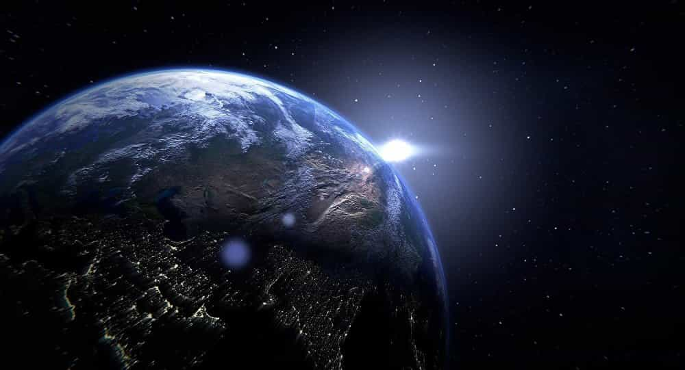 Γιγαντιαία Φώτα Είδε Ρωσικός Δορυφόρος πάνω από τη Γη
