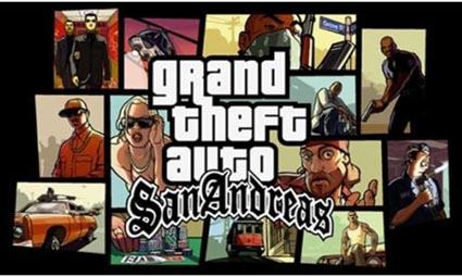 GTA San Andreas APK Data Untuk Android