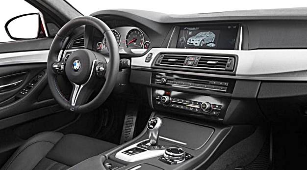 New 2017 BMW M5 with Extremely Powerful