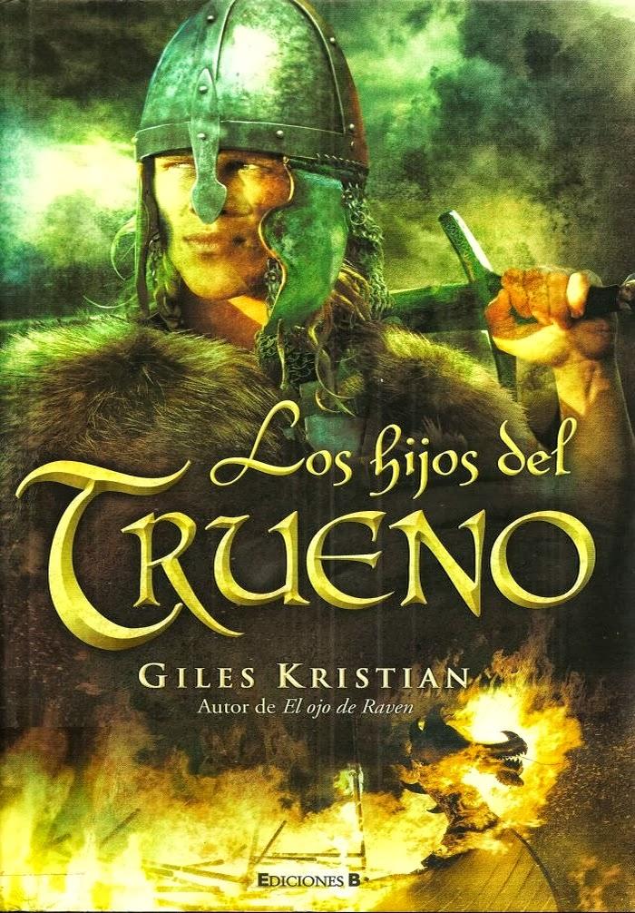 Los hijos del trueno – Giles Kristian