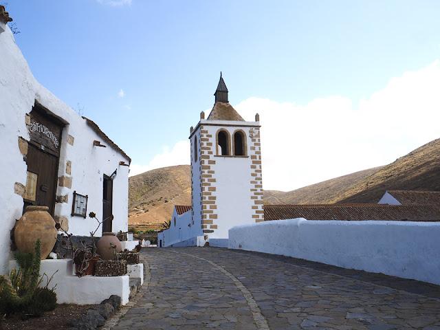 Bentacuria, l'antica capitale di Fuerteventura