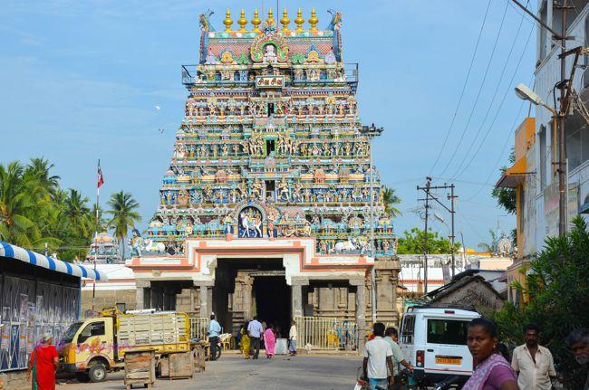 Sri Padaleswarar Temple Raja Gopuram