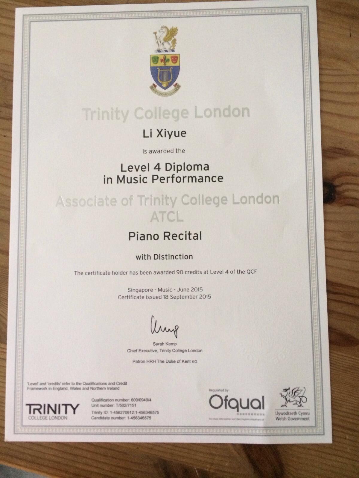 Bravo! Piano Teacher Mavis
