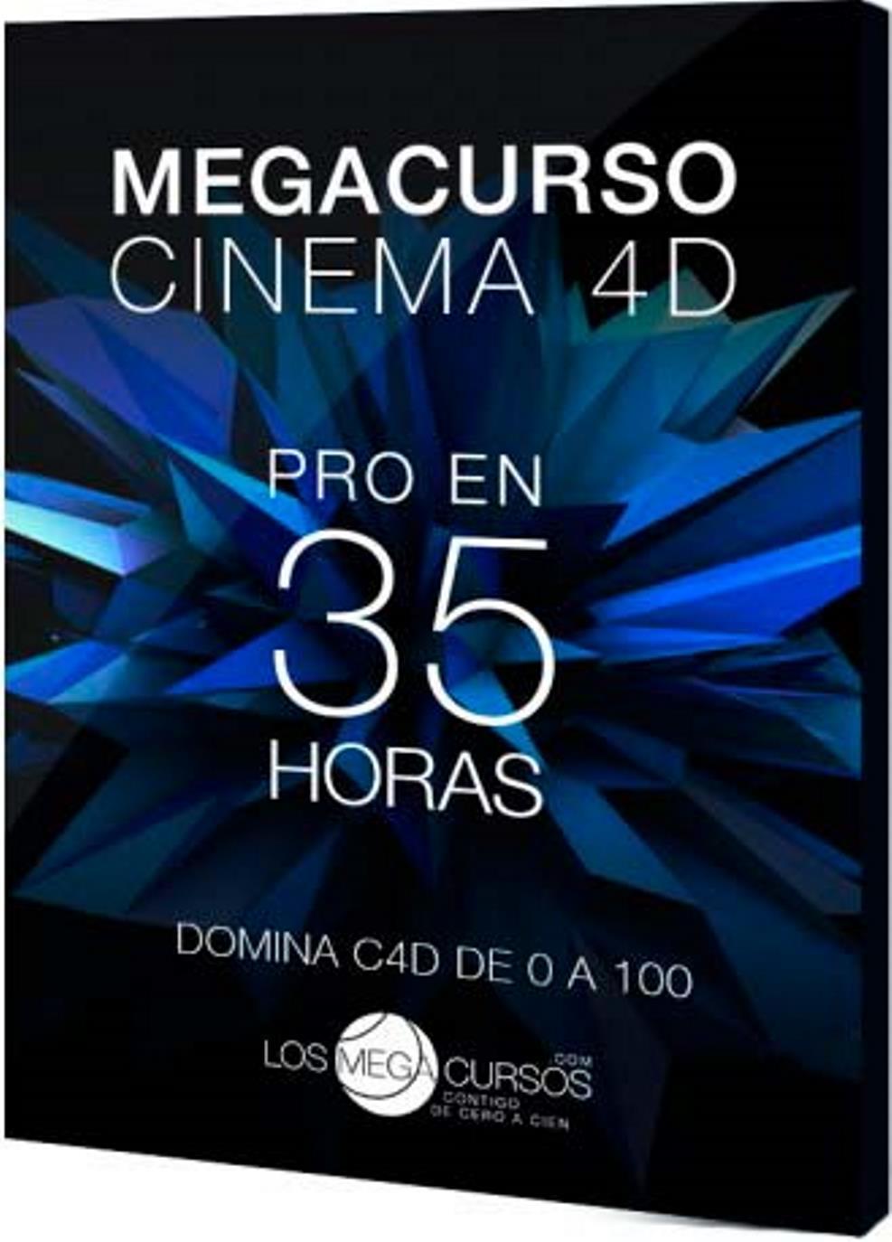 Megacurso de Cinema 4D: Pro en 35h