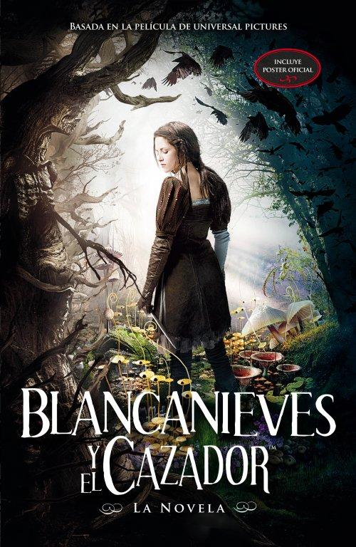 Reseña: Blancanieves y El Cazador - Lily Blake