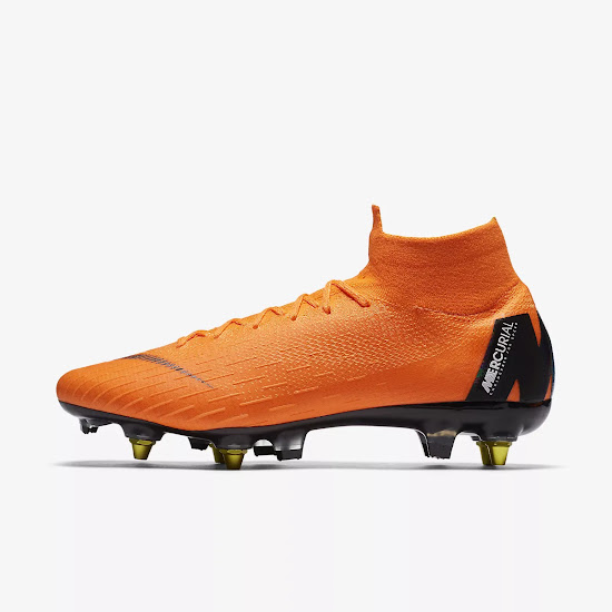 578684bae The next-generation Nike Mercurial Superfly & Vapor 360 2018 football boots  introduce an all-new Anti-Clog sole plate. Let us take a closer look at  Nike's ...