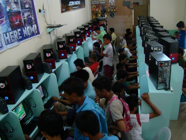 The Disruption in the Internet Café Industry