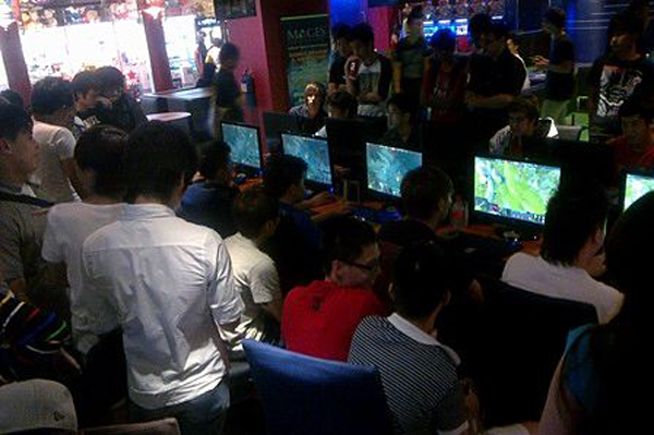 DOTA Online Game Now Banned in One of the Dasmarinas Barangay