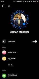 Secret Dark Mode on Android