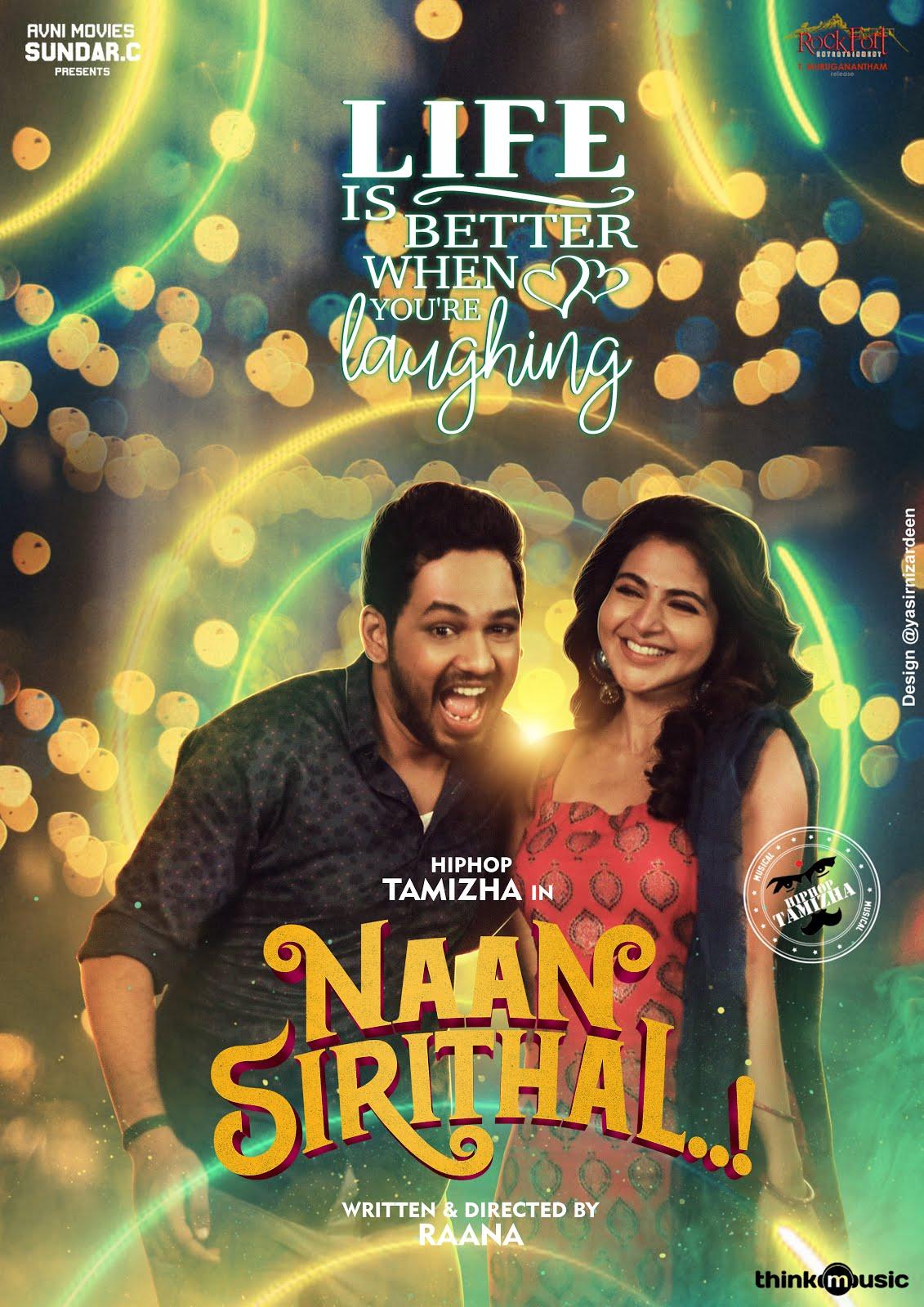 Naan Sirithal (2020) Tamil 720p HDRip 1.3GB ESubs