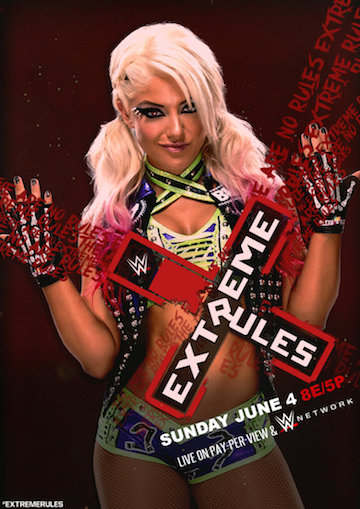 WWE Extreme Rules 2017 PPV Full Episode Free Download