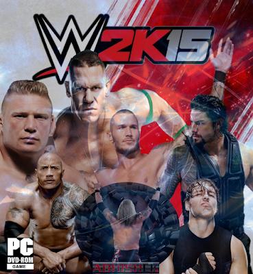 WWE 2K15 Kickass Download