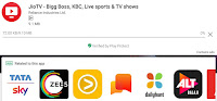Jio TV Download for PC