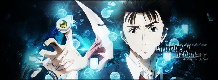 Kiseijuu Shinichi Render By Ayakayukihiro On Deviantart