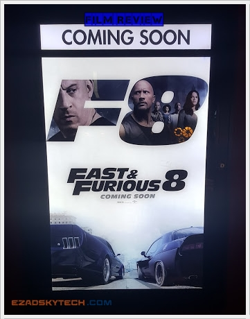 Film Review - Fast & Furious 8