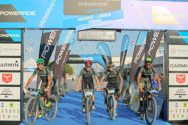 POWERADE NON STOP MADRID-LISBOA
