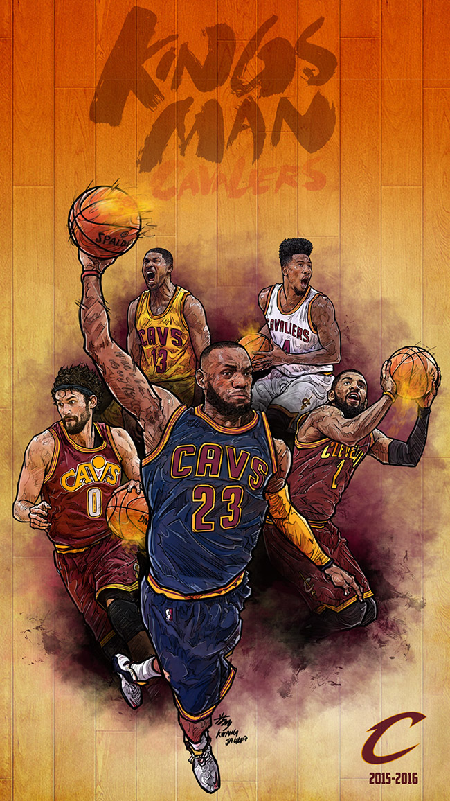 MinSuk Kim 김민석 (Korea) - NBA Basketball Art